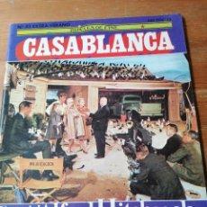 Cine: PAPELES DE CINE. CASABLANCA. N.43. Lote 204120891