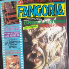 Cine: REVISTA CINE FANGORIA Nº 5. Lote 204156735