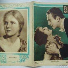 Cine: LUANA ALCAÑIZ . REVISTA FILMS SELECTOS. 1931.. Lote 204223812
