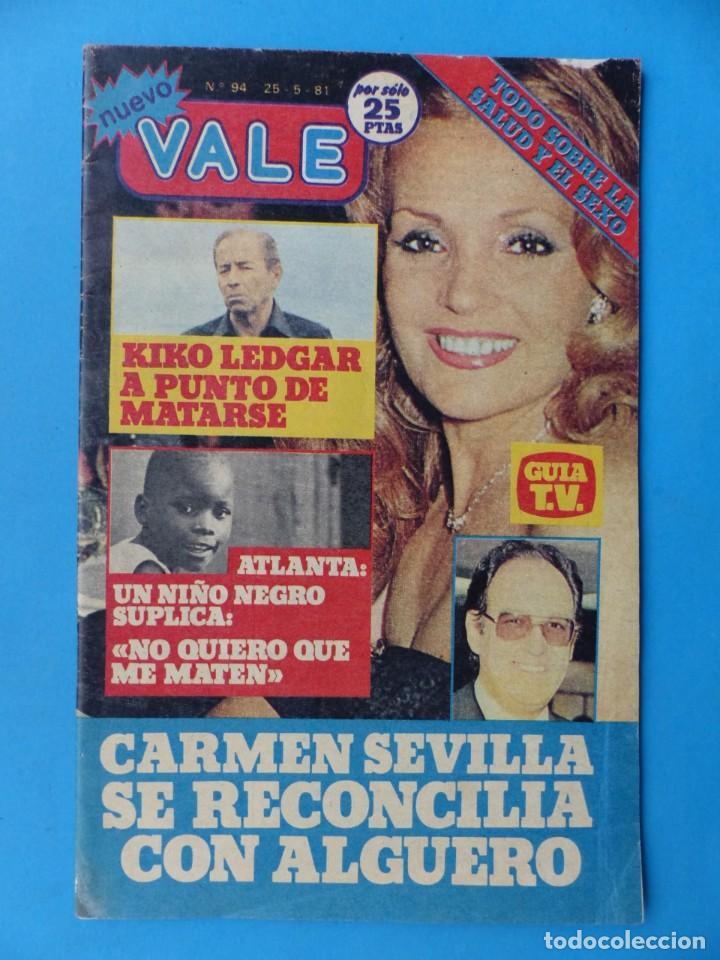 Cine: CARMEN SEVILLA - 14 REVISTAS TODAS PORTADAS DE LA ACTRIZ, VER DESCRIPCION Y FOTOS ADICIONALES - Foto 16 - 204248453