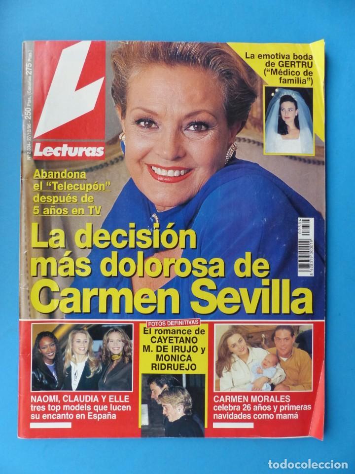 Cine: CARMEN SEVILLA - 14 REVISTAS TODAS PORTADAS DE LA ACTRIZ, VER DESCRIPCION Y FOTOS ADICIONALES - Foto 17 - 204248453