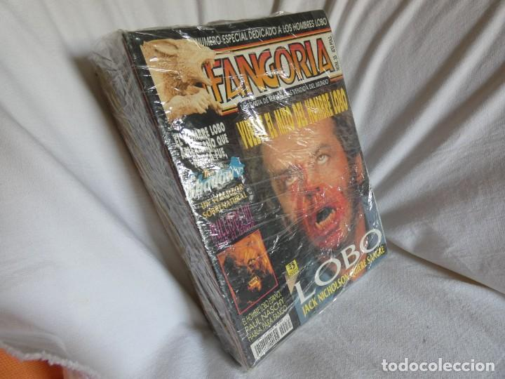 REVISTA FANGORIA EDICION ESPAÑOLA PRIMERA EPOCA COLECCION COMPLETA - 35 NUMEROS (Cine - Revistas - Fangoria)