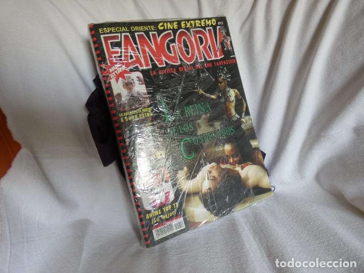 REVISTA FANGORIA EDICION ESPAÑOLA SEGUNDA EPOCA COLECCION COMPLETA - 12 NUMEROS + 9 CD ROM (Cine - Revistas - Fangoria)