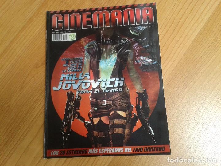 Cine: Cinemanía -- nº 146 -- Noviembre 2007 -- MIlla Jovovich, Keri Russell, Persépolis, Zeta, Woody Allen - Foto 3 - 204441607