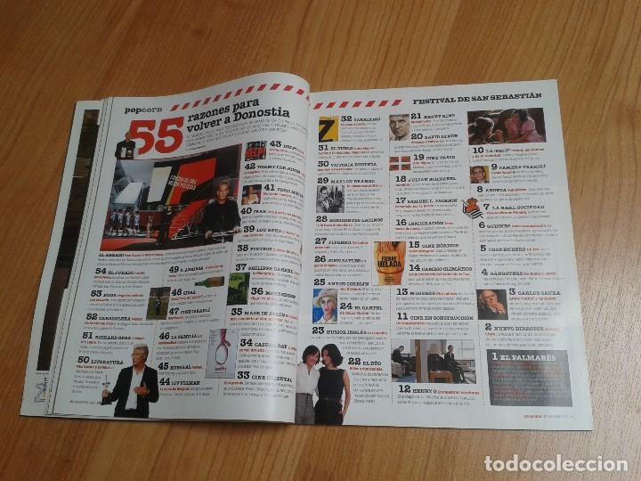 Cine: Cinemanía -- nº 146 -- Noviembre 2007 -- MIlla Jovovich, Keri Russell, Persépolis, Zeta, Woody Allen - Foto 8 - 204441607