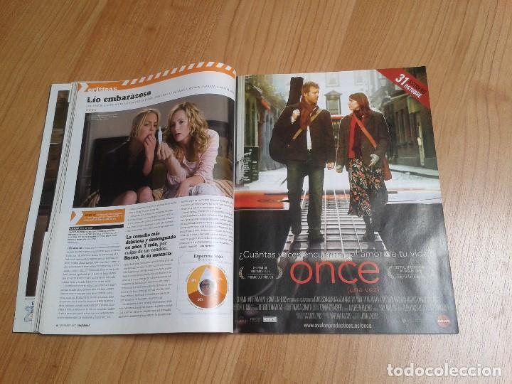 Cine: Cinemanía -- nº 146 -- Noviembre 2007 -- MIlla Jovovich, Keri Russell, Persépolis, Zeta, Woody Allen - Foto 10 - 204441607