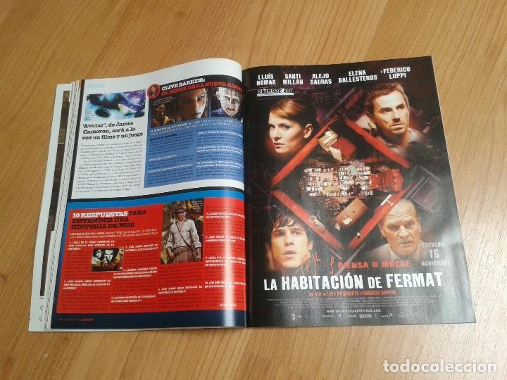 Cine: Cinemanía -- nº 146 -- Noviembre 2007 -- MIlla Jovovich, Keri Russell, Persépolis, Zeta, Woody Allen - Foto 13 - 204441607