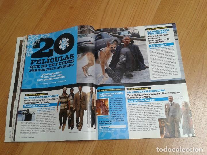 Cine: Cinemanía -- nº 146 -- Noviembre 2007 -- MIlla Jovovich, Keri Russell, Persépolis, Zeta, Woody Allen - Foto 14 - 204441607