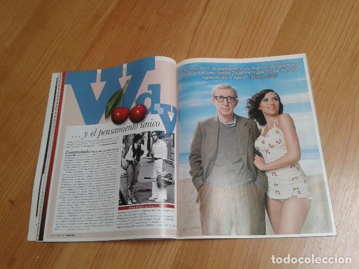 Cine: Cinemanía -- nº 146 -- Noviembre 2007 -- MIlla Jovovich, Keri Russell, Persépolis, Zeta, Woody Allen - Foto 15 - 204441607