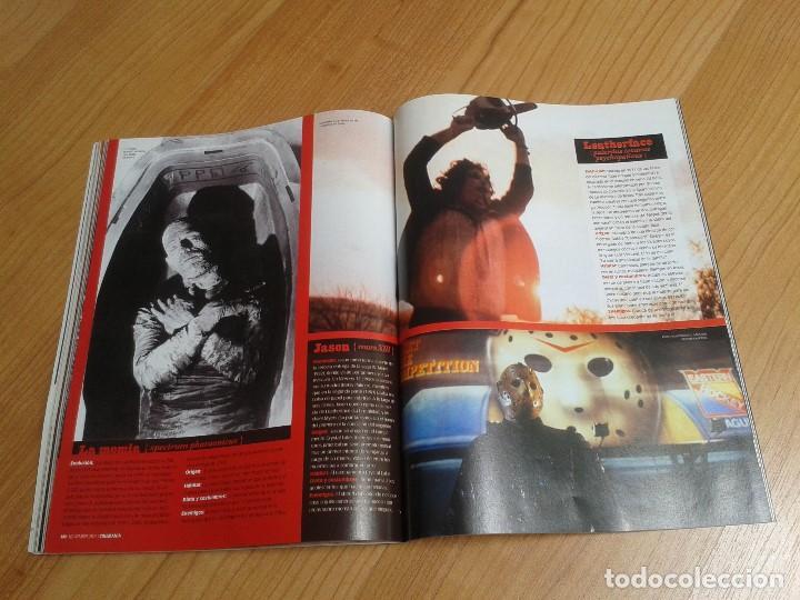 Cine: Cinemanía -- nº 146 -- Noviembre 2007 -- MIlla Jovovich, Keri Russell, Persépolis, Zeta, Woody Allen - Foto 21 - 204441607