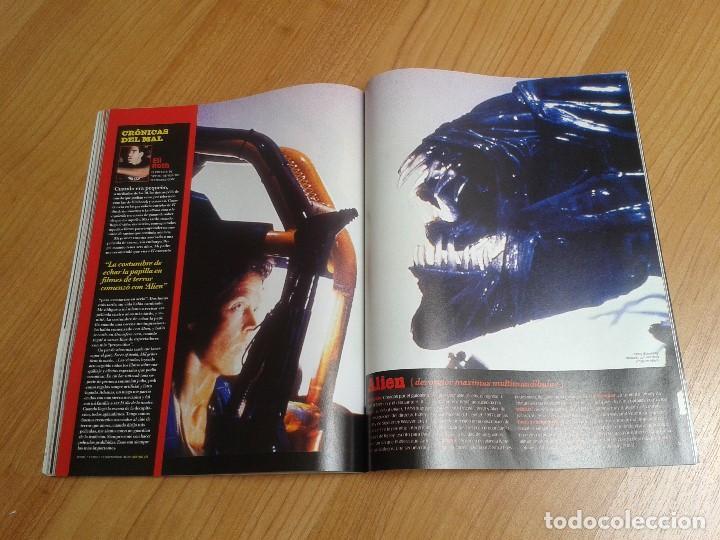 Cine: Cinemanía -- nº 146 -- Noviembre 2007 -- MIlla Jovovich, Keri Russell, Persépolis, Zeta, Woody Allen - Foto 22 - 204441607