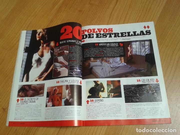 Cine: Cinemanía -- nº 143 -- Agosto 2007 -- Jessica Alba, Matt Damon,Julio Medem, Cine años 80, Goonies - Foto 9 - 204443345