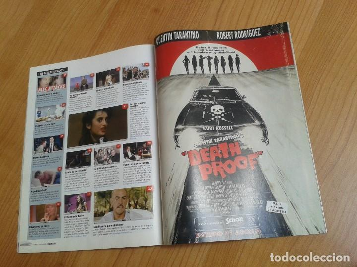 Cine: Cinemanía -- nº 143 -- Agosto 2007 -- Jessica Alba, Matt Damon,Julio Medem, Cine años 80, Goonies - Foto 22 - 204443345