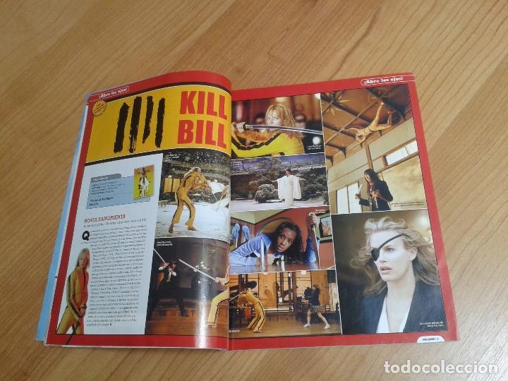 Cine: Cinemanía -- nº 100 -- Enero 2004 -- Kill Bill, Sharon Stone, Lucía Jiménez, Almodóvar, Goya 2003 - Foto 3 - 204445360