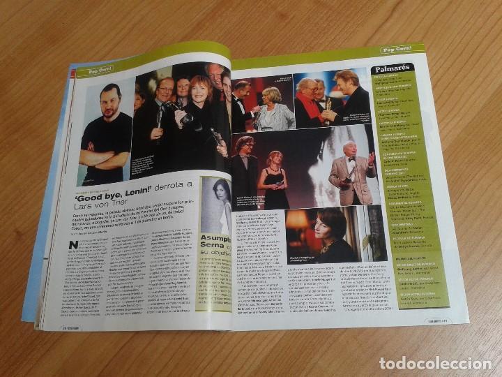 Cine: Cinemanía -- nº 100 -- Enero 2004 -- Kill Bill, Sharon Stone, Lucía Jiménez, Almodóvar, Goya 2003 - Foto 5 - 204445360