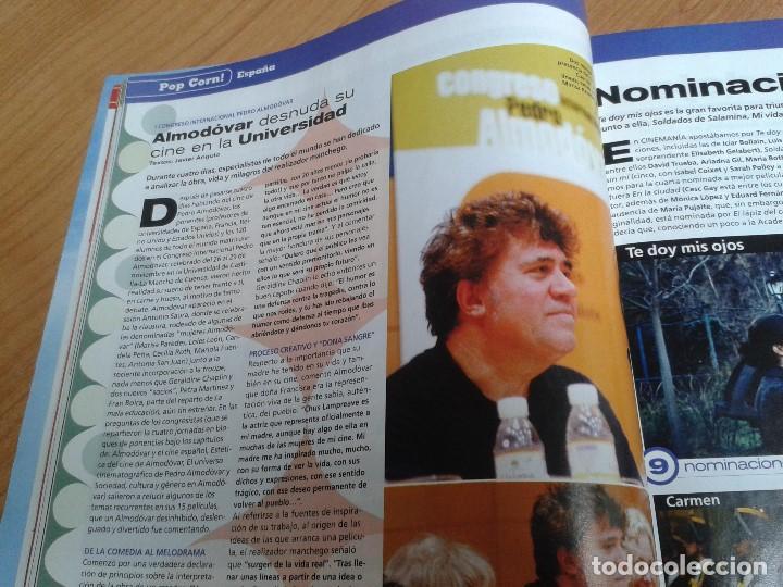 Cine: Cinemanía -- nº 100 -- Enero 2004 -- Kill Bill, Sharon Stone, Lucía Jiménez, Almodóvar, Goya 2003 - Foto 8 - 204445360