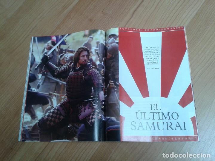Cine: Cinemanía -- nº 100 -- Enero 2004 -- Kill Bill, Sharon Stone, Lucía Jiménez, Almodóvar, Goya 2003 - Foto 18 - 204445360
