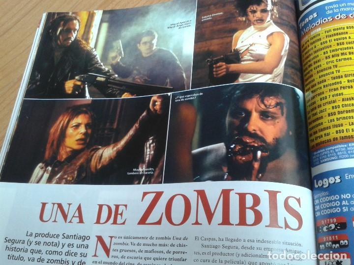 Cine: Cinemanía -- nº 100 -- Enero 2004 -- Kill Bill, Sharon Stone, Lucía Jiménez, Almodóvar, Goya 2003 - Foto 22 - 204445360