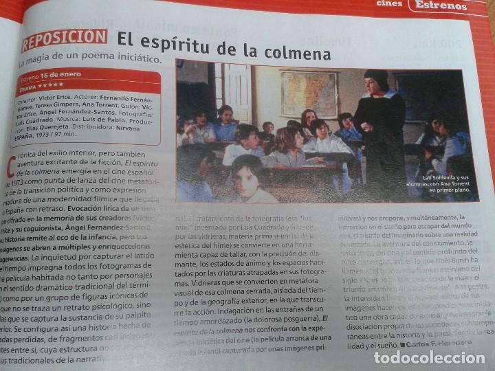 Cine: Cinemanía -- nº 100 -- Enero 2004 -- Kill Bill, Sharon Stone, Lucía Jiménez, Almodóvar, Goya 2003 - Foto 25 - 204445360