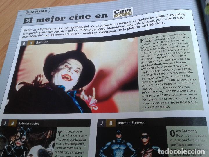 Cine: Cinemanía -- nº 100 -- Enero 2004 -- Kill Bill, Sharon Stone, Lucía Jiménez, Almodóvar, Goya 2003 - Foto 26 - 204445360