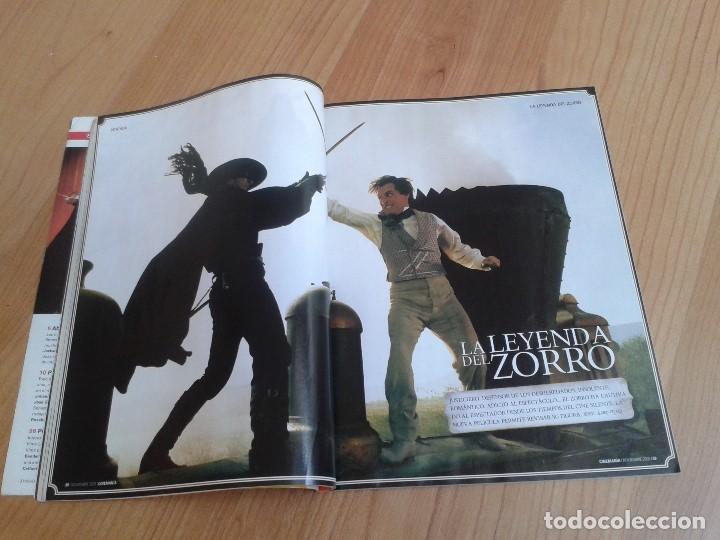 Cine: Cinemanía -- nº 122 -- Noviembre 2005 -- El Zorro, Steve McQueen, Camarón, Pasolini, Oscar Jaenada - Foto 8 - 204701018
