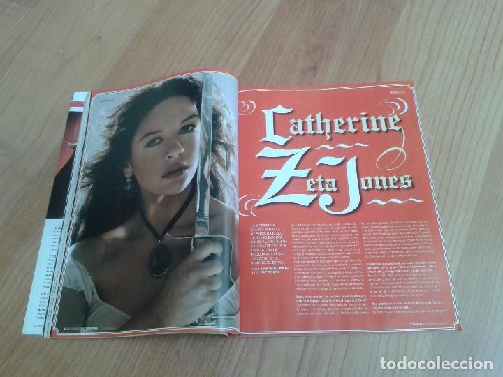 Cine: Cinemanía -- nº 122 -- Noviembre 2005 -- El Zorro, Steve McQueen, Camarón, Pasolini, Oscar Jaenada - Foto 9 - 204701018
