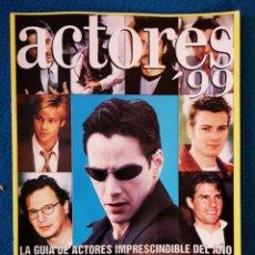 Cine: ACTORES 1999 - ESPECIAL ACCION. Lote 204812168