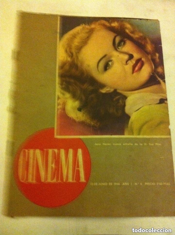 Cine: cinema - nº.6 - año 1946 - Foto 2 - 204973277