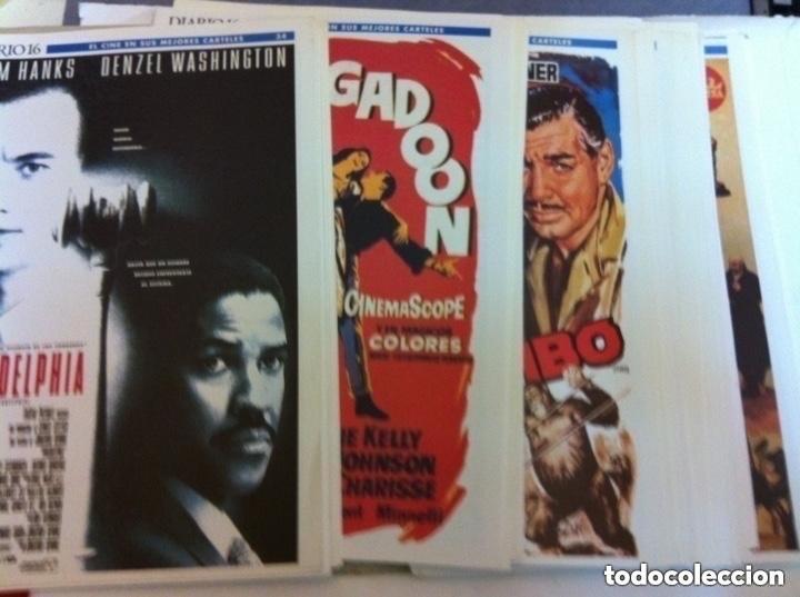 Cine: el cine en sus mejores carteles - 153 láminas - muy bien conservado- 30x20 cm - Foto 3 - 204976277