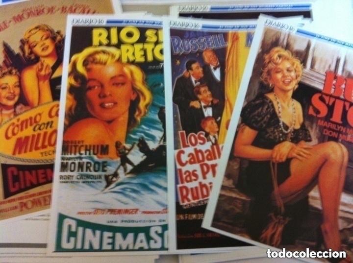 Cine: el cine en sus mejores carteles - 153 láminas - muy bien conservado- 30x20 cm - Foto 4 - 204976277