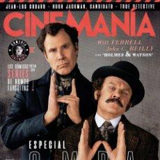 Cine: CINEMANIA N. 281 FEBRERO 2019 - EN PORTADA: ESPECIAL COMEDIA (NUEVA). Lote 205313622