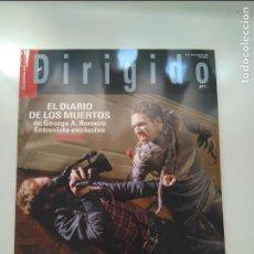 Cine: REVISTA CINE DIRIGIDO NUMERO 380- DOSSIER JOHN FORD (3ªPARTE). MUY BUEN ESTADO. Lote 205322667