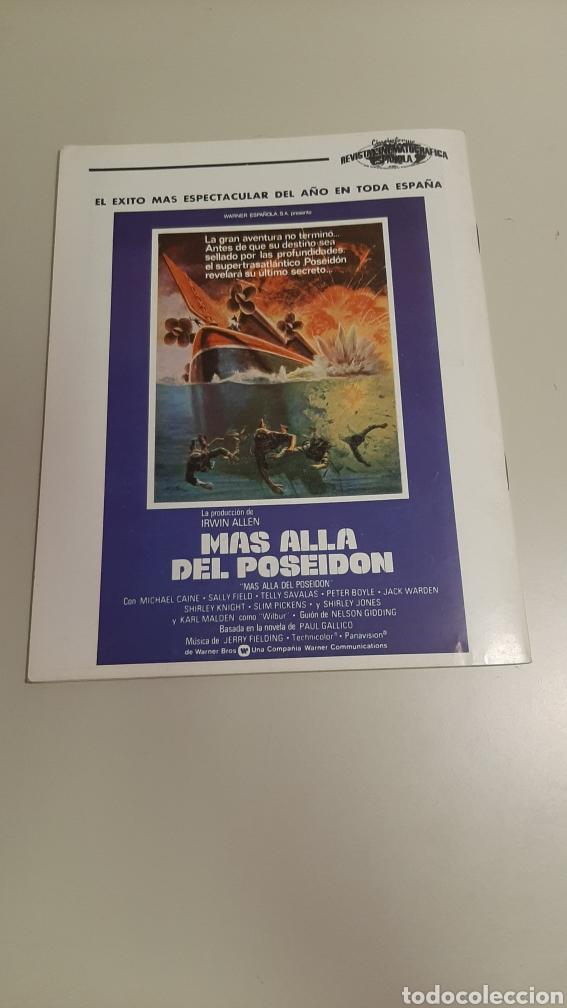 Cine: Revista cinematográfica española, cineinforme. Año 1979, especial con desplegable en su interior. - Foto 2 - 205563413
