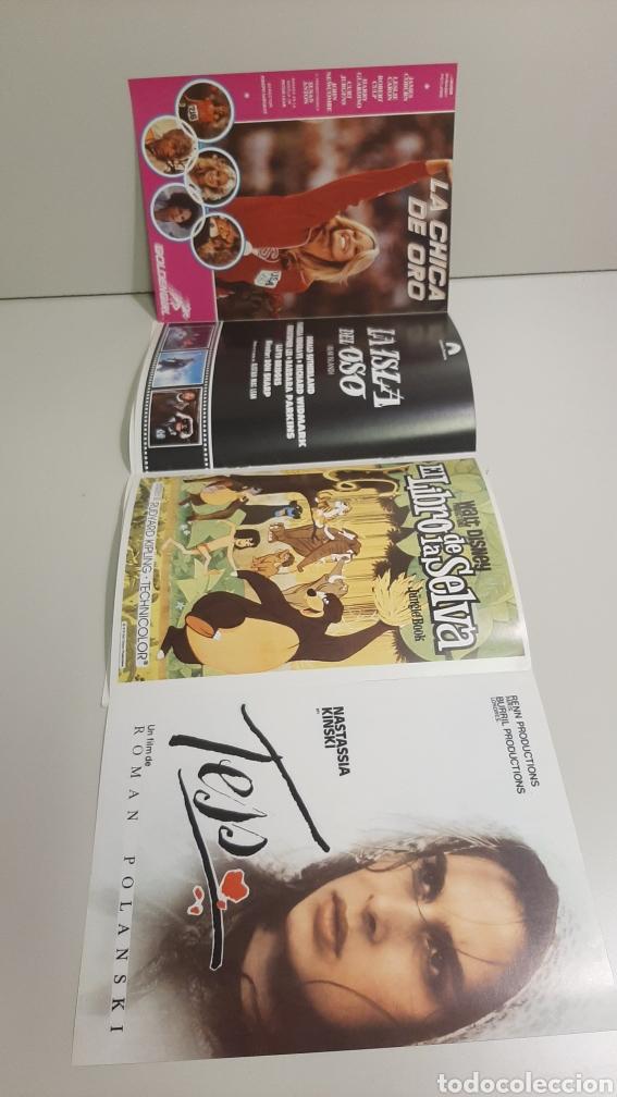 Cine: Revista cinematográfica española, cineinforme. Año 1979, especial con desplegable en su interior. - Foto 3 - 205563413