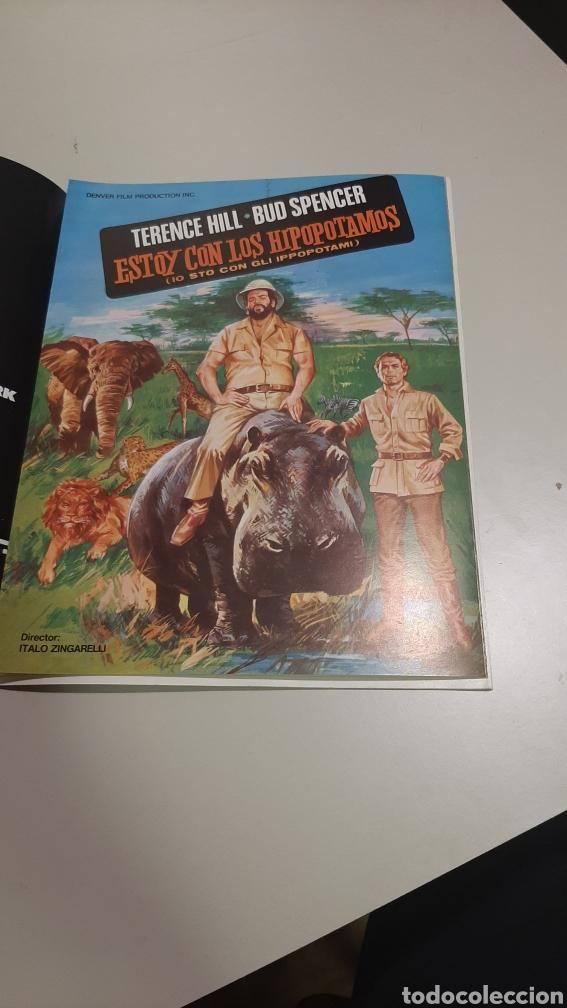 Cine: Revista cinematográfica española, cineinforme. Año 1979, especial con desplegable en su interior. - Foto 4 - 205563413