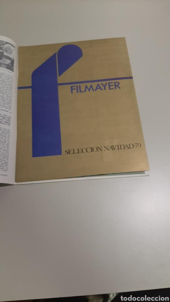 Cine: Revista cinematográfica española, cineinforme. Año 1979, especial con desplegable en su interior. - Foto 5 - 205563413