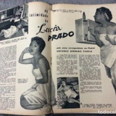 Cine: REVISTAS PLATEIA ( CINE ). LOTE CON 20 REVISTAS ILUSTRADAS. INFORMES CON LUCIA PRADO, PAQUITA ROCO... Lote 205600353
