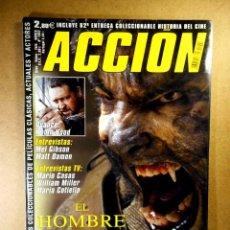 Cine: ACCIÓN Nº 1002. Lote 205648768