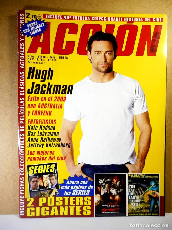 ACCIÓN Nº 901 (Cine - Revistas - Acción)