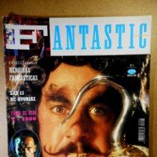 Cinéma: FANTASTIC MAGAZINE Nº 2. Lote 205754506