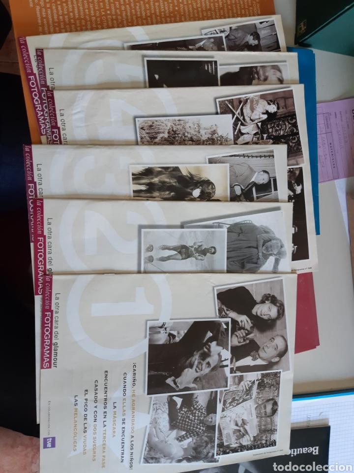Cine: Lote Fotogramas 3 Carpetas Libro de oro 50 años de cine y homenaje al star system 1 y 2 beauties BBK - Foto 5 - 206125300