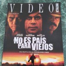 Cine: VIDEO ACTUALIDAD N° 208.. Lote 206158818