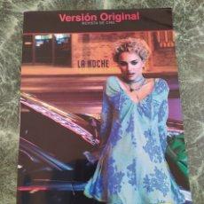 Cine: VERSIÓN ORIGINAL- REVISTA DE CINE N° 160. Lote 206160250