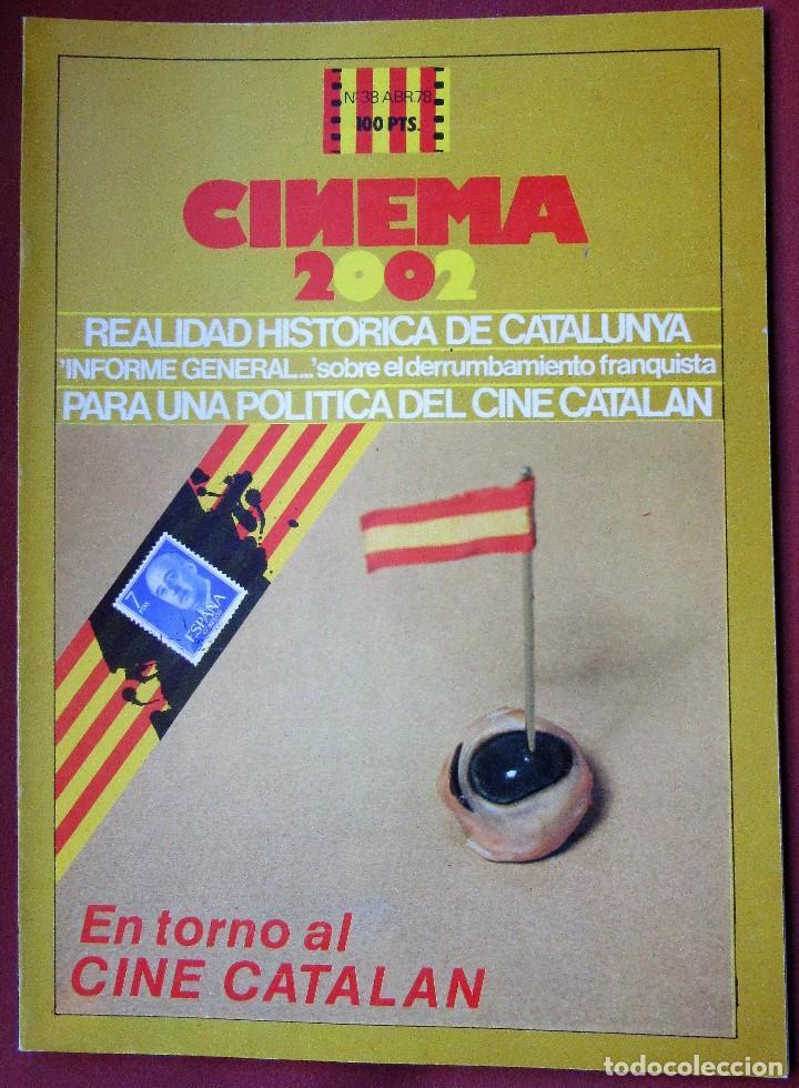 CINEMA 2002 NÚMERO 38 (Cine - Revistas - Cinema)