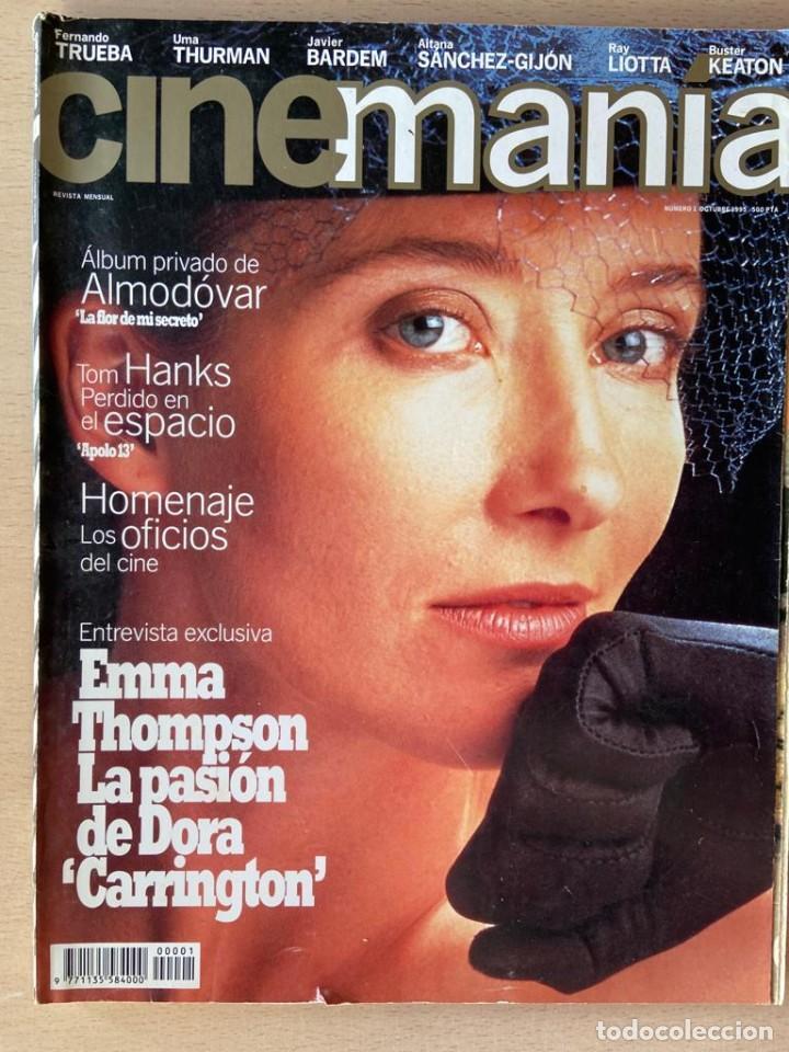 CINEMANIA Nº1 (Cine - Revistas - Cinemanía)