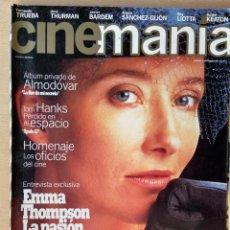 Cine: CINEMANIA Nº1. Lote 206547088