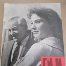 Cine: FILM IDEAL-REVISTA DE CINE-N°48,MAYO 1960,. Lote 206789001