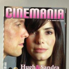 Cine: CINEMANIA N° 90 (2003). PEDRO ALMODÓVAR, ISABEL COIXET, SUPLEMENTO STAR TREK NEMESIS,.... Lote 206869690