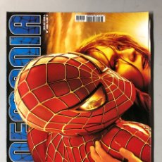 Cine: CINEMANIA N° 106 (2004). SPIDERMAN 2, MAR ADENTRO, KILL BILL 2, GEORGE CLOONEY,.... Lote 206872906