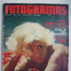 Cine: AGATA LYS. REVISTA FOTOGRAMAS 1977.. Lote 206946866